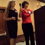 Beyond Me Award to Cancer Survivor Yvonne Ortega